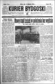 Kurjer Bydgoski 1934.11.14 R.13 nr 261