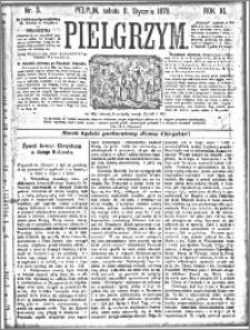 Pielgrzym, pismo religijne dla ludu 1879 nr 3