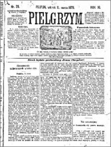 Pielgrzym, pismo religijne dla ludu 1879 nr 28