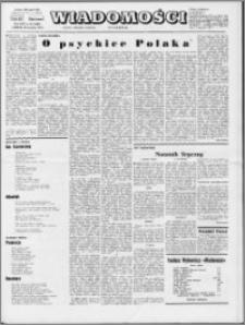 Wiadomości, R. 29 nr 16 (1465), 1974