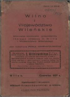 Wilno i Województwo Wileńskie 1937