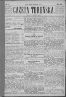 Gazeta Toruńska 1877, R. 11 nr 4