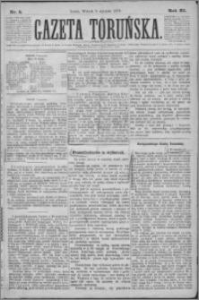 Gazeta Toruńska 1877, R. 11 nr 5
