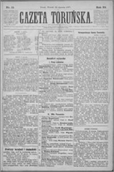 Gazeta Toruńska 1877, R. 11 nr 11