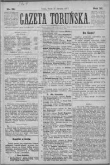 Gazeta Toruńska 1877, R. 11 nr 12