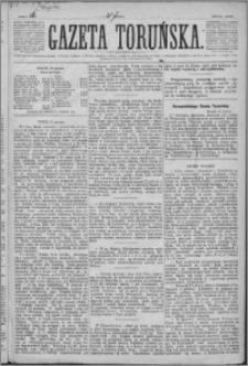Gazeta Toruńska 1877, R. 11 nr 16