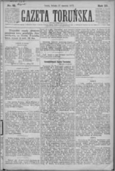 Gazeta Toruńska 1877, R. 11 nr 21