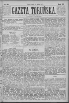 Gazeta Toruńska 1877, R. 11 nr 65