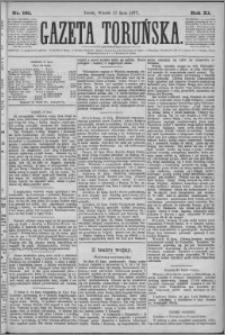 Gazeta Toruńska 1877, R. 11 nr 161