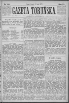 Gazeta Toruńska 1877, R. 11 nr 165