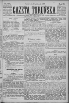 Gazeta Toruńska 1877, R. 11 nr 234