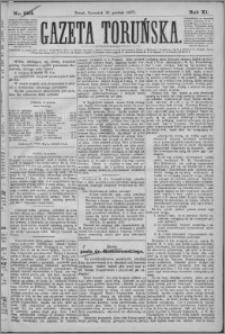 Gazeta Toruńska 1877, R. 11 nr 293