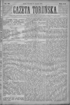 Gazeta Toruńska 1878, R. 12 nr 20