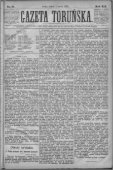 Gazeta Toruńska 1878, R. 12 nr 51