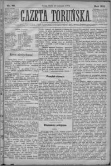 Gazeta Toruńska 1878, R. 12 nr 89