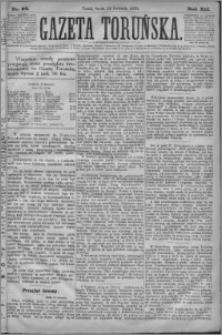 Gazeta Toruńska 1878, R. 12 nr 94