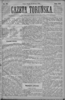 Gazeta Toruńska 1878, R. 12 nr 99