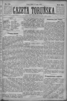 Gazeta Toruńska 1878, R. 12 nr 114