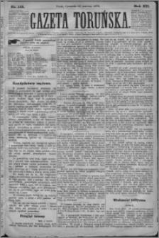 Gazeta Toruńska 1878, R. 12 nr 141