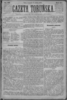 Gazeta Toruńska 1878, R. 12 nr 146