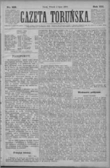 Gazeta Toruńska 1878, R. 12 nr 149