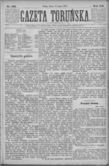 Gazeta Toruńska 1878, R. 12 nr 156