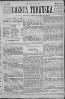 Gazeta Toruńska 1878, R. 12 nr 173