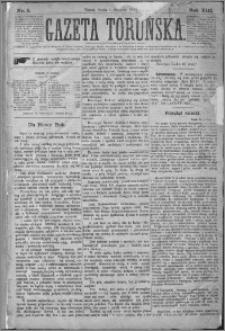 Gazeta Toruńska 1879, R. 13 nr 1