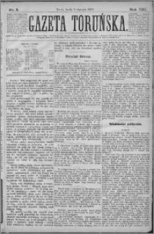 Gazeta Toruńska 1879, R. 13 nr 5
