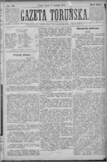 Gazeta Toruńska 1879, R. 13 nr 13