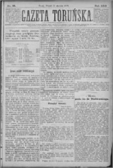 Gazeta Toruńska 1879, R. 13 nr 16