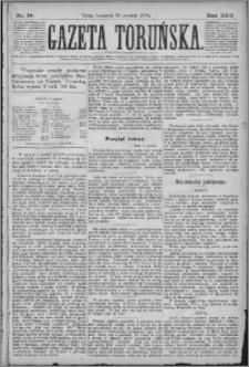 Gazeta Toruńska 1879, R. 13 nr 18