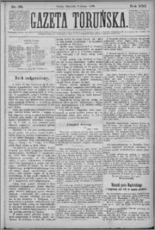 Gazeta Toruńska 1879, R. 13 nr 33