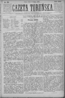 Gazeta Toruńska 1879, R. 13 nr 35