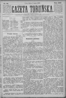 Gazeta Toruńska 1879, R. 13 nr 56