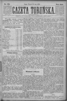 Gazeta Toruńska 1879, R. 13 nr 173