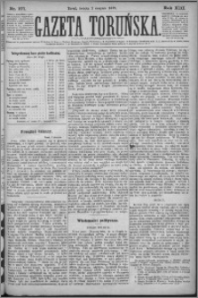 Gazeta Toruńska 1879, R. 13 nr 177