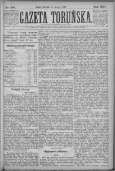Gazeta Toruńska 1879, R. 13 nr 196