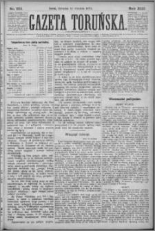 Gazeta Toruńska 1879, R. 13 nr 211