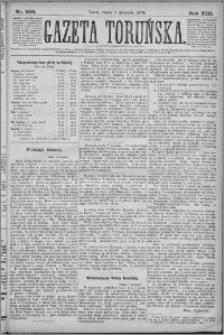 Gazeta Toruńska 1879, R. 13 nr 259