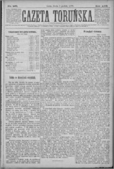 Gazeta Toruńska 1879, R. 13 nr 281