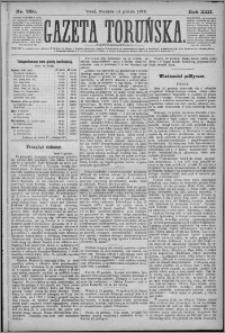 Gazeta Toruńska 1879, R. 13 nr 290