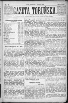 Gazeta Toruńska 1880, R. 14 nr 3