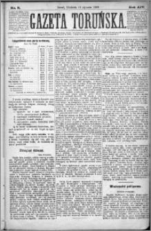Gazeta Toruńska 1880, R. 14 nr 8
