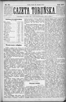 Gazeta Toruńska 1880, R. 14 nr 10