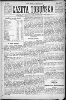 Gazeta Toruńska 1880, R. 14 nr 13