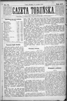Gazeta Toruńska 1880, R. 14 nr 14