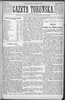 Gazeta Toruńska 1880, R. 14 nr 17