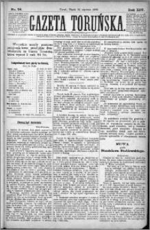 Gazeta Toruńska 1880, R. 14 nr 18