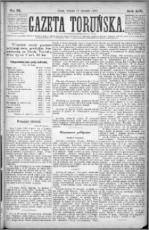 Gazeta Toruńska 1880, R. 14 nr 21